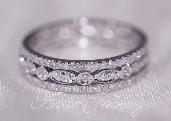 Best 25 Womens wedding bands ideas on Pinterest Wedding band