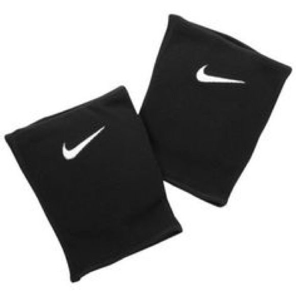 Nike volleyball knee pads Gently used, still in perfect condition! No tears or holes. Size medium. Nike Accessories
