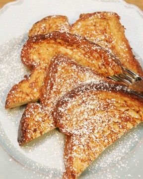Learn the secret to making perfect French toast. Once you've mastered the basics -- coating slices of bread in an egg-and-milk mixture and sauteeing them -- a range of possibilities opens.
