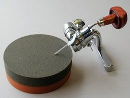 Oil stone and Crocker Sharpener for engraving tools. McClain's Printmaking supplies. C3500 $50.38