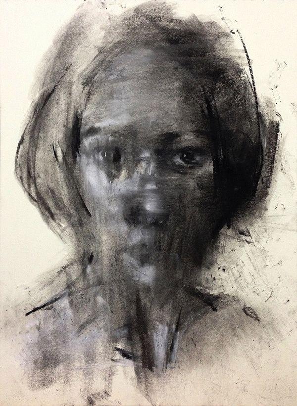 Paintings Created With Charcoal By Kwangho Shin | Raafatrola
