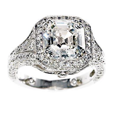 http://moissanite-ringsinfo.com/wp-content/uploads/2010/03/vintage-engagement-rings.jpg: Ideas, Vintage Engagement Rings, Dreams, Vintage Rings, Jewelry, Wedding Rings, Ring Engagement, Rings Engagement, Vintage Style