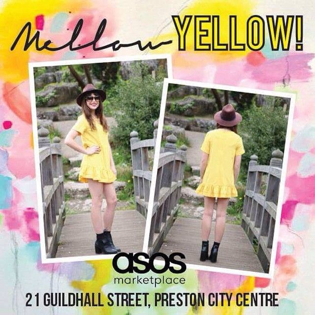 Don't let the weather dampen your outfit choices! Go bold and make a statement in Mary & Milly! Our gorgeous yellow dress is perfect for all special occasions this summer! Order it through Facebook today, make a visit to the boutique at 21 Guildhall Street, Preston City Centre or shop online at www.maryandmilly.co.uk! Don't forget the FREE UK shipping! M&M x