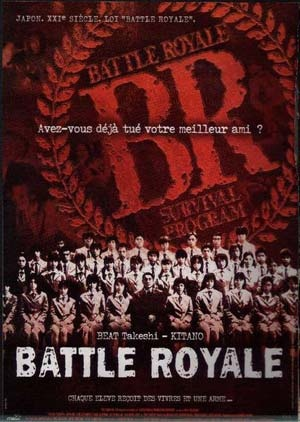 battle royal - if you like the movie read the book