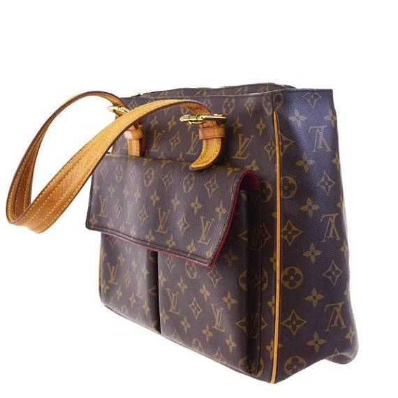Authentic Louis Vuitton Multipli Cite Shouldervintage Louis