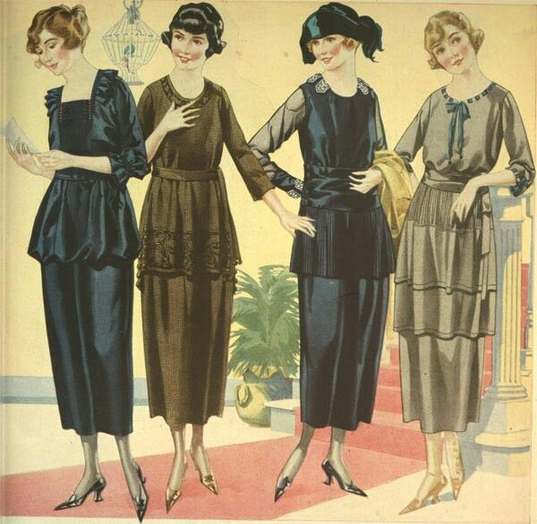 33 Best Fashion Trends 1920s Images On Pinterest