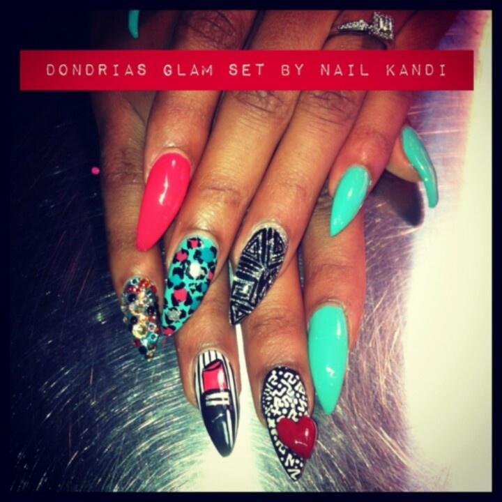 Nicki Minaj Nails Tumblr