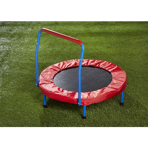 17 Best Images About Kids Trampoline With Handle On