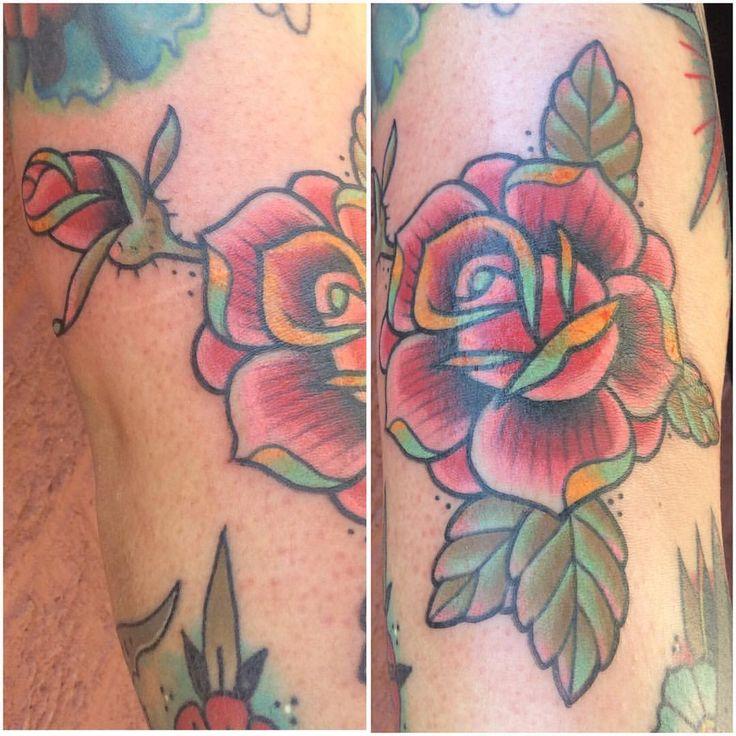 Flash rose