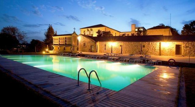 Pousadas de Compostela Hotel Monumento Pazo de Lestrove - 4 Star #CountryHouses - $63 - #Hotels #Spain #Dodro http://www.justigo.ca/hotels/spain/dodro/pazo-de-lestrove_31865.html