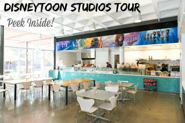 DisneyToon Studios Tour - Peek Inside the DTV Disney Studio #piratefairybloggers ad | MiscFinds4u