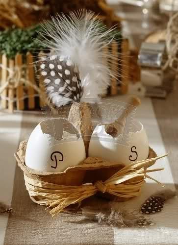 Ozdoby wiosenne - www.kafejka.fora.pl: Home, Easter, Eggs, Decoration, Pictures, Hobbies, Salt, Ozdoby Wiosenne