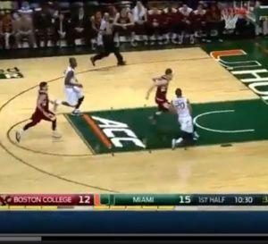NCAA: victoire importante pour Miami Hurricanes face à Boston College - vidéo    #NCAA: victoire importante pour Miami Hurricanes face à Boston College - vidéo @caneshoops #basketbelgium