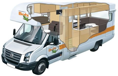 EXPLORER 4 BERTH MOTORHOME A #BritzCampervan lets you go where you want to, when you want to and how you want to— with their 2WD and 4WDs #campervan models to hire, the choice is yours. BOOK NOW WITH CONFIDENCE, VISIT: WWW.PARKMYVAN.COM.AU/HIRE #ParkMyVan #Travel #VanHire #RoadTrip #Australia