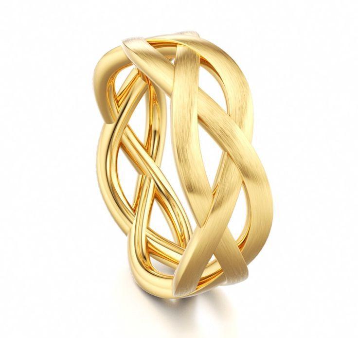 gold rings for women 3