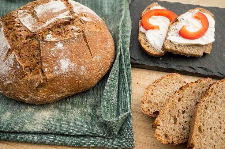 Hva er surdeig og hvorfor er det så bra?