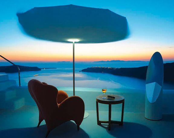 Pearl Honeymoon Suite, White Santorini Hotel