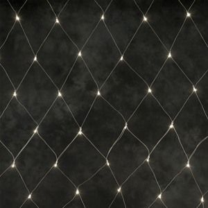 Konstsmide 4623-100 Connectable Christmas Cone Net Light - 208 LEDs