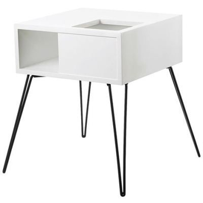 Cult Design has come up with a novel idea for a side table with their Retro Plant Table.