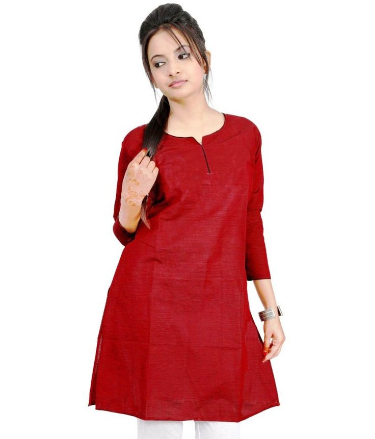 Porcupine Multicolour Ethnic Pure Cotton Regular Wear Kurti, http://www.snapdeal.com/product/porcupine-multicolour-ethnic-pure-cotton/831635019