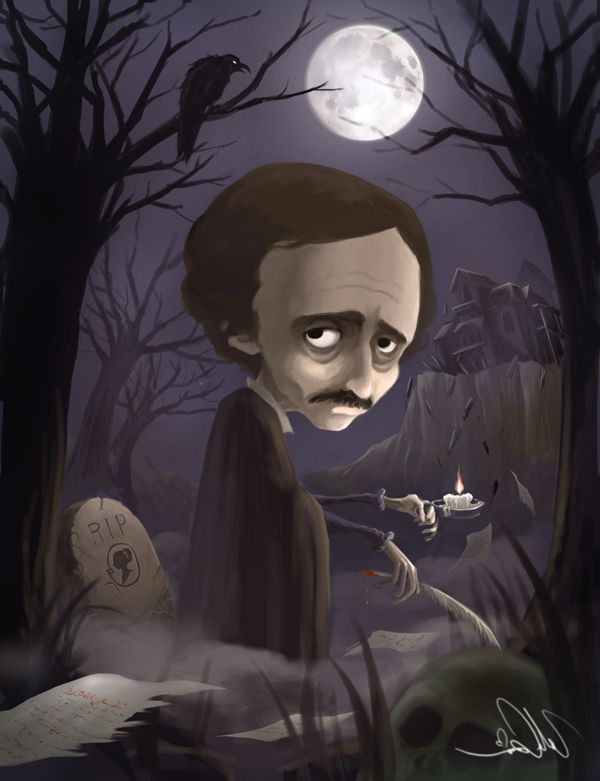 gothic literature focused on death Gothic short stories and poetry  and death within gothic literature gothic elements can be seen within a  gothic literature is a unique focus on the grotesque .