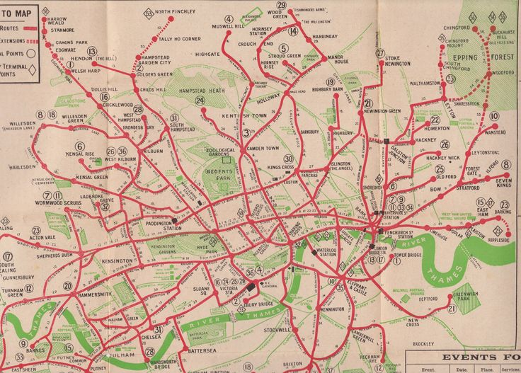 "https://flic.kr/p/iuQoux | London General Omnibus Company - London bus route map, 1912 | Quite an early London bus map this - issued by the dominant of the many private operators, the ""London General"" that was to become the core of London Transport's red bus routes when LT was formed in 1933. This map shows that an extensive network was run by the LGOC's massive fleet of new motor omnibuses including weekend and 'summer' routes out to beauty spots such as Epping Forest. What is rem..."