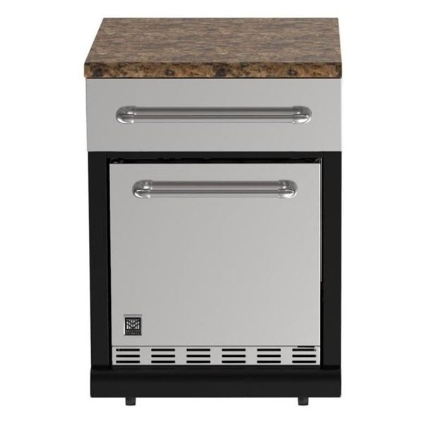 Shop Master Forge Bg179b Modular Outdoor Kitchen Refrigerator At Lowe S Canada Find Our Selectio Modular Outdoor Kitchens Outdoor Kitchen Kitchen Refrigerator