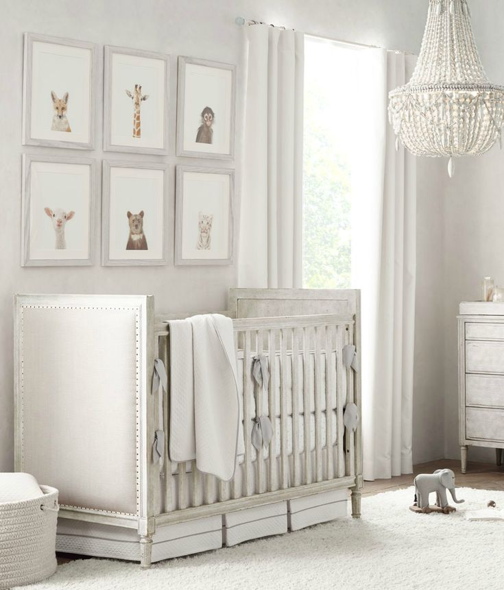 Set The Tone For A Nursery That Suits Boys And S Rooms Equally