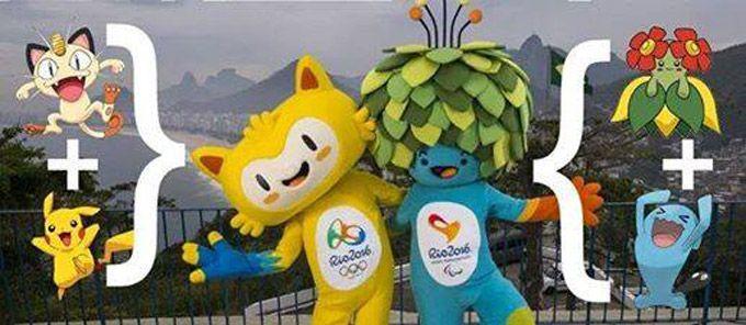 Mascote-olimpiadas-rio-2016-zupi - Zupi - Pokemon