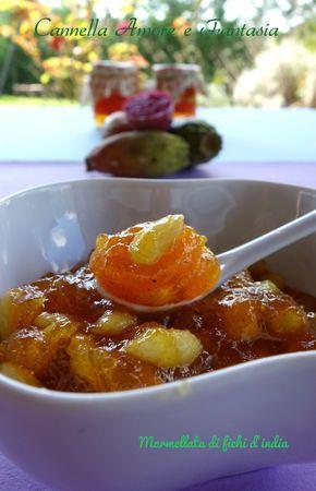 Marmellata di fichi d'india di sicilia ricetta di famiglia