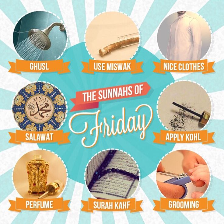 The Sunnahs of Friday http://alraheemacademy.weebly.com/