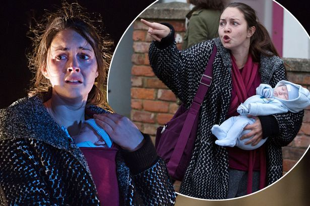 Delighted EastEnders fans praise Lacey Turner's 'Oscar worthy' performance as mentally ill Stacey Branning - Mirror Online