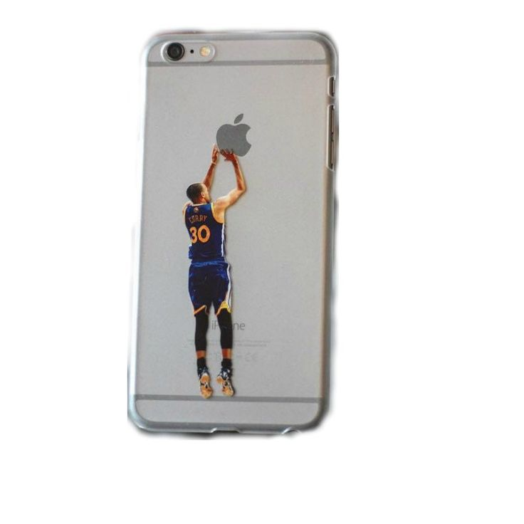 Stephen curry transparent dunk for iphone 6 number 30 mvp golden state warriors for men