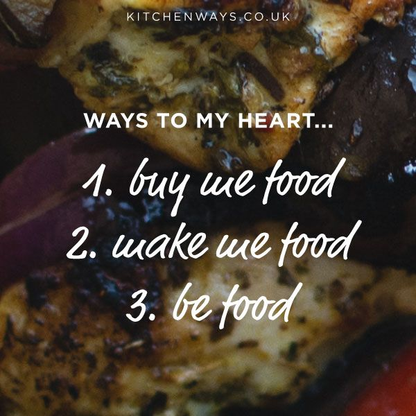 25 best kitchen quotes images on pinterest cooking quotes be food food quote forumfinder Images