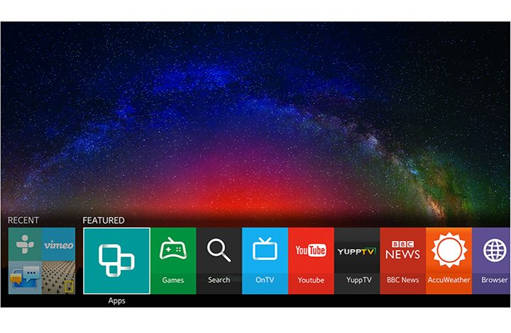 Samsung Electronics Redefines TV Experience with New Smart TV by Tizen