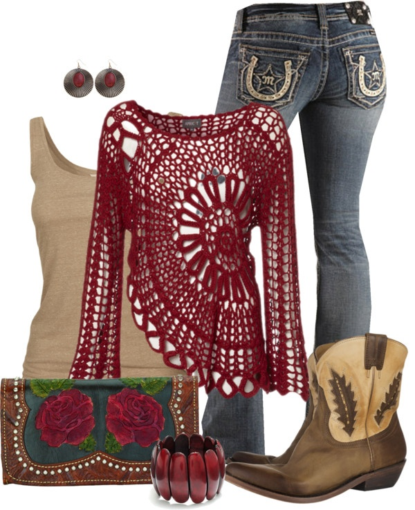 """""""Kacey"""" by jeanean-brown ❤ liked on Polyvore  hate these fake boots though"""