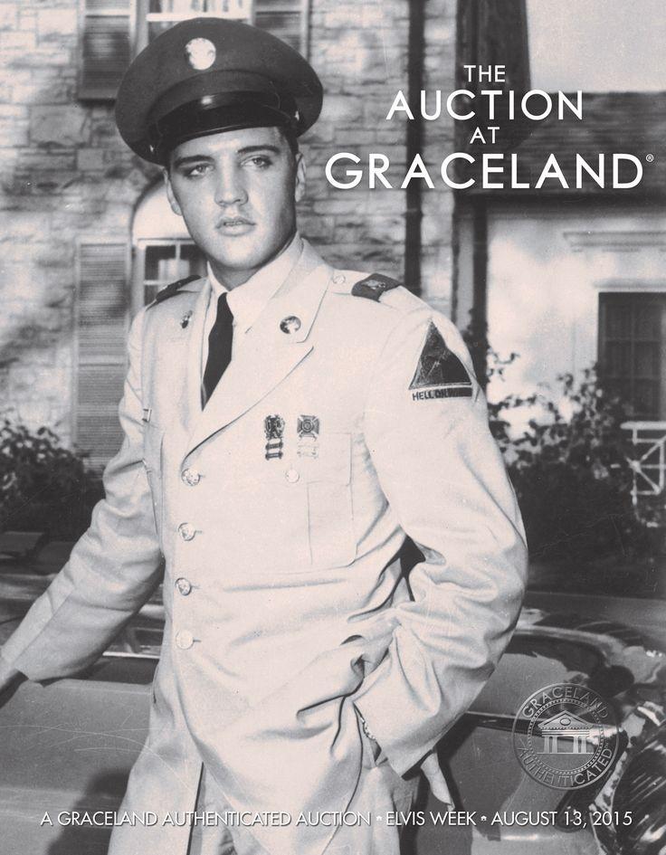Invaluable+Announces+Online+Bidding+on+Authentic+Elvis+Artifacts+During+the+Auction+at+Graceland