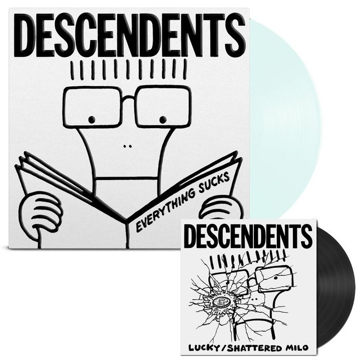 The place for exclusive and rare Descendents merch. Also known as the best band of all time