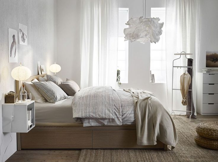 Gorgeous Ikea Bedroom Ideas That Won't Break the Bank