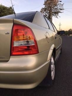 2005 Holden Astra ( AUTO,excellent condition, 81kms,6months rego) | Cars, Vans & Utes | Gumtree Australia Toowoomba City - Toowoomba | 1131542372
