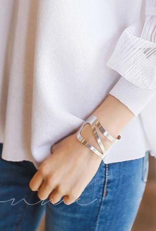 StyleOnme_No. 36271 #bracelet #bangle