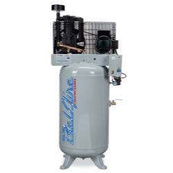 7.5HP 80 Gallon Vertical Two Stage Electric Air Compressor