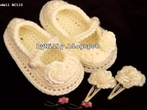 By Nilly Style Häkeln Baby Schuhe & Baby Shoes Crochet