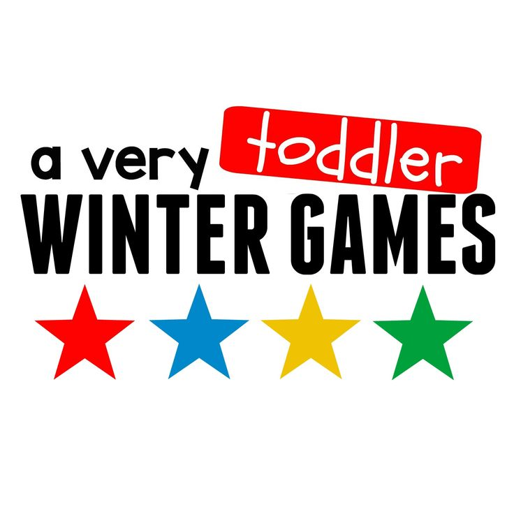 Toddler Winter Games | 5 Days of Easy Winter Sports Activities
