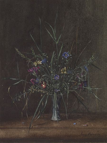 File:Léon Bonvin - Vase of Wild Flowers - Walters 371669 (2).jpg