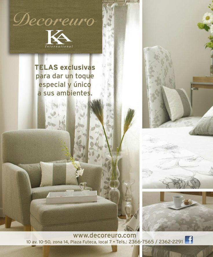 62 best telas ka international images on pinterest - Ka internacional cortinas ...
