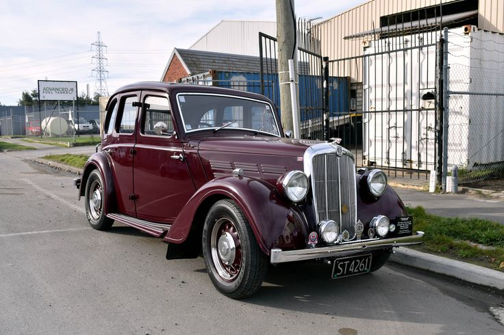 https://flic.kr/p/UY7fYe | 1937 Morris 10 4 Series 111 (1) | The Cars of Christchurch, New Zealand