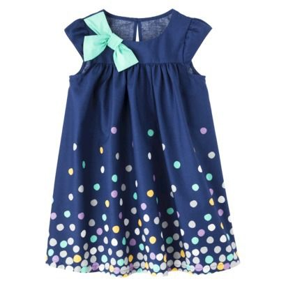 Darling dots for your little girl