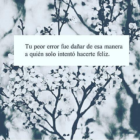 """406 Me gusta, 3 comentarios - AMORUTOPICO (@amorutopico) en Instagram: """"#error #dañar #amor ❤ #desamor 💔 #teamo #miamor #enamorados 💑 #relaciones #follow #tuyyo #frases…"""""""