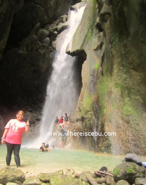 The Untold Adventures of Montaneza Falls: Malabuyoc, Cebu
